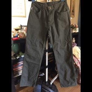 Carhartt relaxed fit carpenter pant size 10